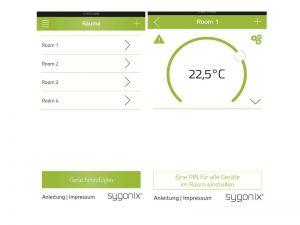 Sygonix radiatorthermometer