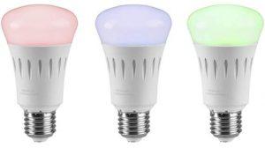Sygonix RGBW LED-Lampen