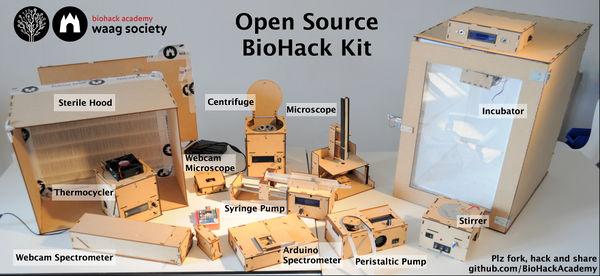 BioHack Academy - Waag Society