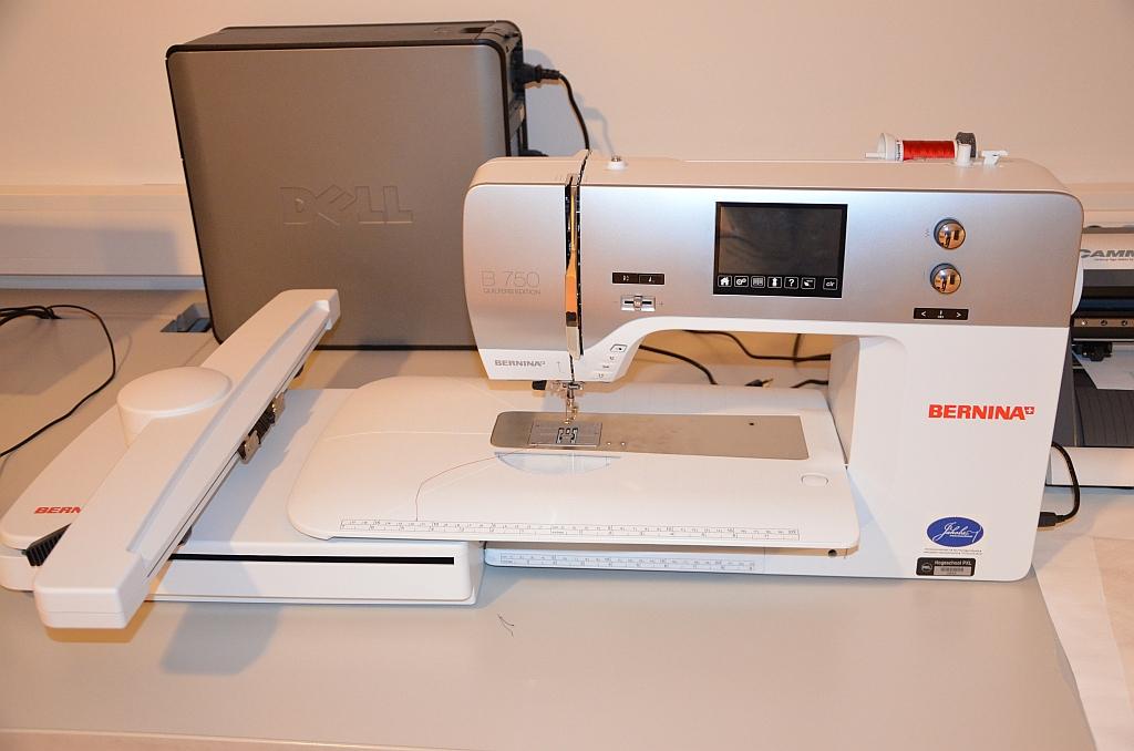 borduurmachine van PXL/UHassel