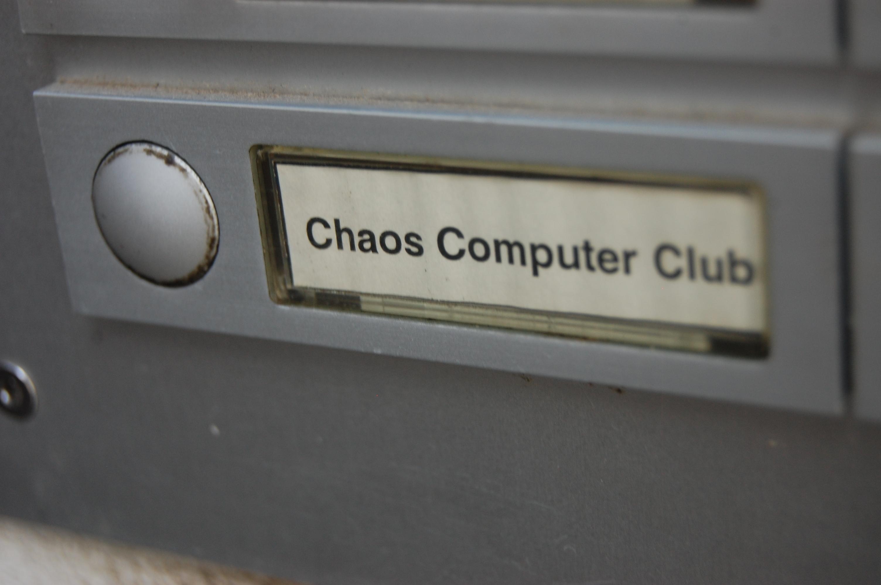 Chaos Computer Club Berlijn