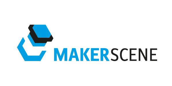 Logo Makerscene